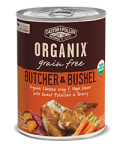 Organix Dog Can Food